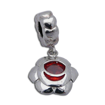 Sacral Chakra Charmas Bead Orange Biagi Compatible