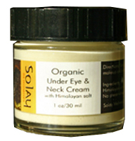 Solay Organic Under Eye and Neck Cream - 1 oz