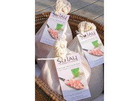 Solay Himalayan Bath Salt - 1 lb