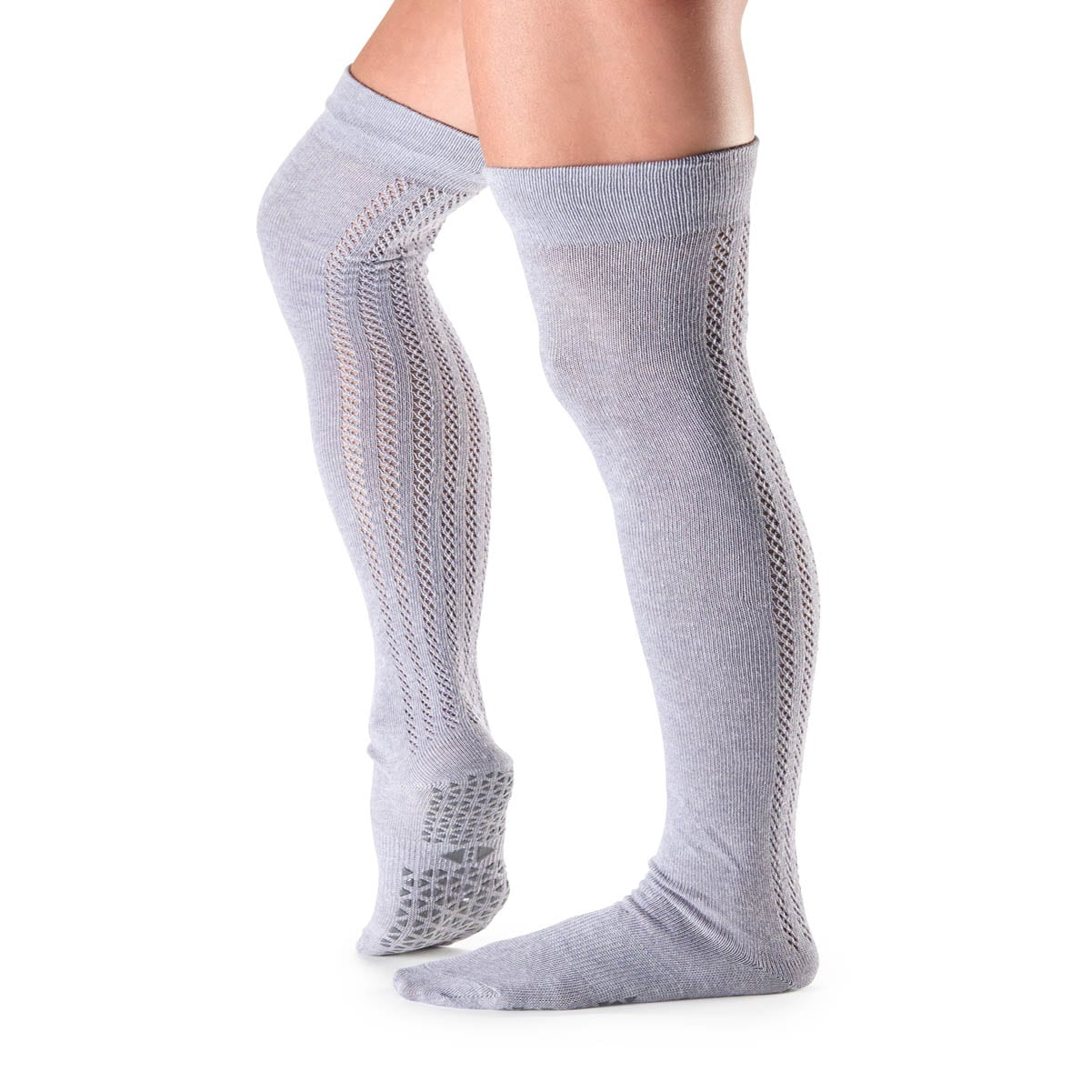 ea6ce5c81c199 Tavi Noir Kris Over the Knee High Grip Socks