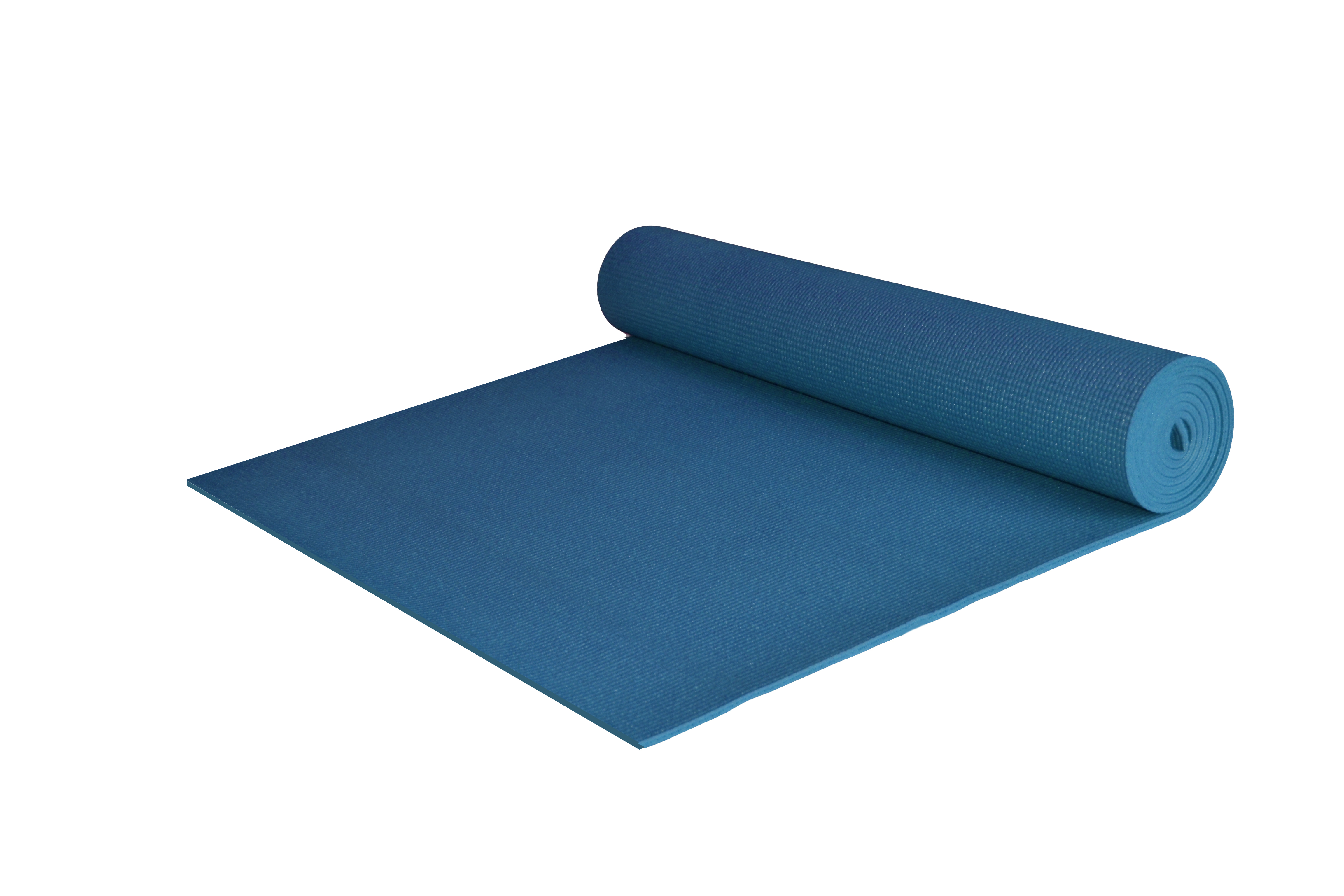 Anti Microbial Deluxe 1 4 Inch Yoga Mat Yoga Direct