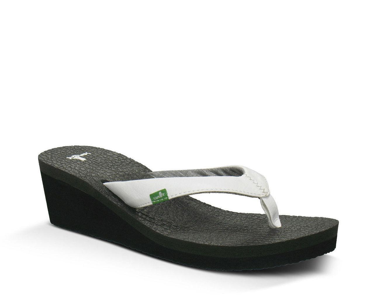 Sanuk Yoga Mat Wedge Sandals Yoga Direct
