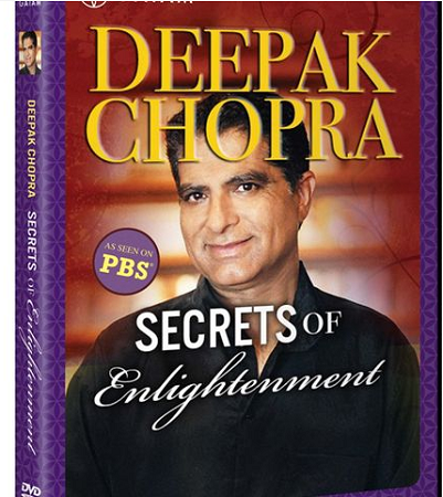 Secrets Of Englightenment DVD