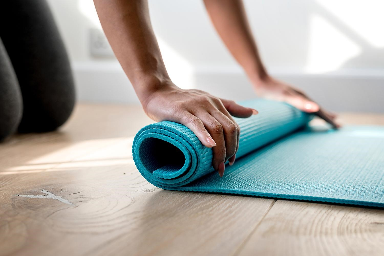Yoga For Germaphobes: 5 Ways to Avoid Bacteria