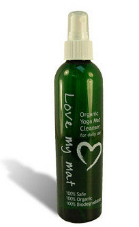 Organic Yoga Mat Cleaner