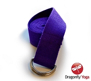 DragonFly Studio 6 Ft Cotton D-Ring Strap