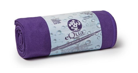 Manduka Equa Standard Mat Towel Yoga Direct
