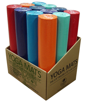 Point Of Purchase Display Box Yoga Direct