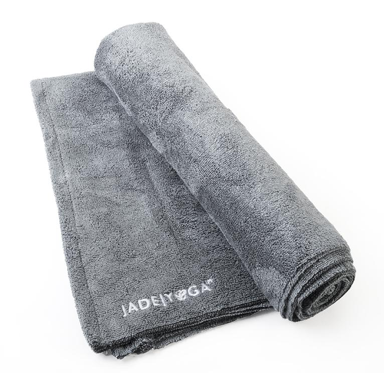 Jade Microfiber Yoga Towel Yoga Direct