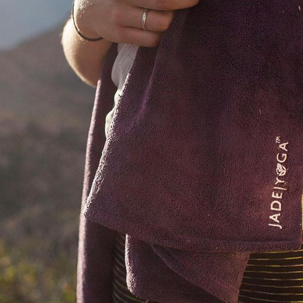 Yoga Towel Yoga: Jade Microfiber Yoga Towel