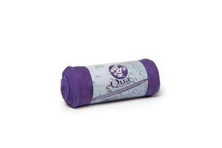 eQua Hand Towel by Manduka – Purple