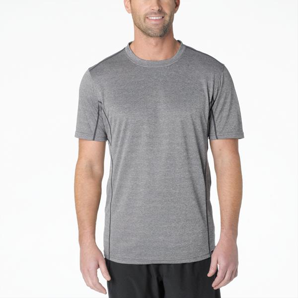 Prana Mens Talon Crew Shirt Yoga Direct