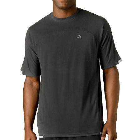 prAna Men's Vertigo Crew Short Sleeve Shirt