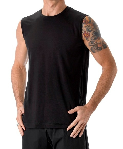be present Renew Elite Sleeveless Tee