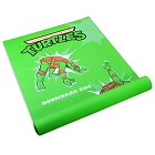 Teenage Mutant Ninja Turtles Yoga Mat - Retro Michelangelo