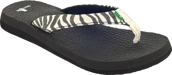 Yoga Wildlife Sandals by Sanuk