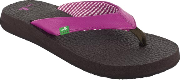 Yoga Mat Women's Sandals by Sanuk