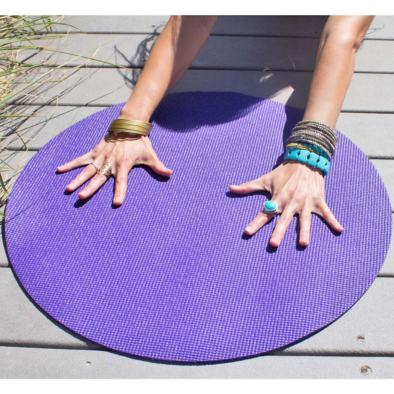 Yoga Direct 2ft Round Yoga Mat