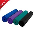 Anti-Microbial Deluxe 1/4 Inch Yoga Mat by Yoga Direct