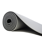 Premium Two Tone Yoga Mat by Yoga Direct