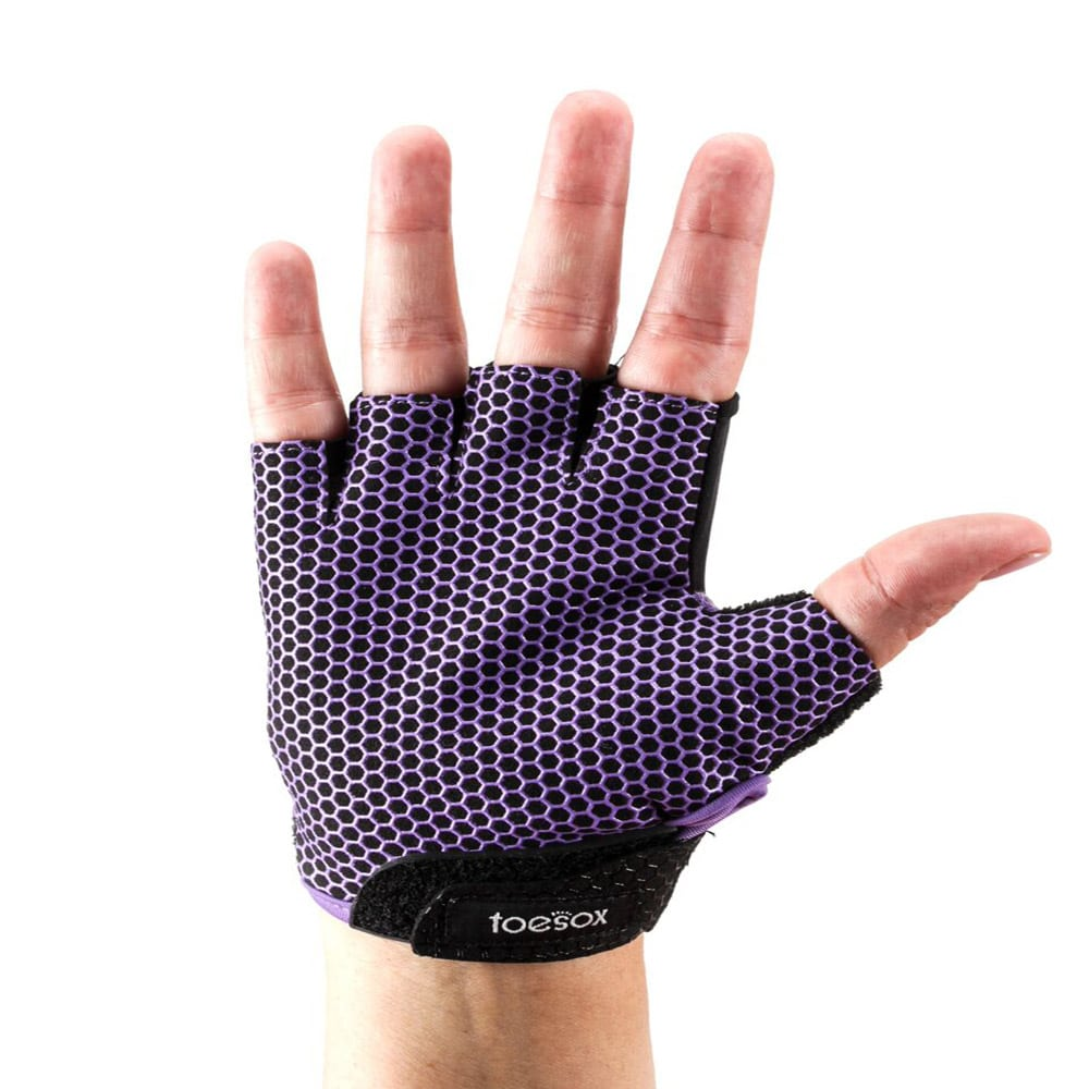 Toesox Grip Gloves Yoga Direct