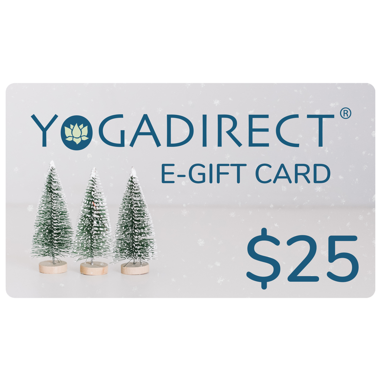 $25 E-Gift Card from YogaDirect.com