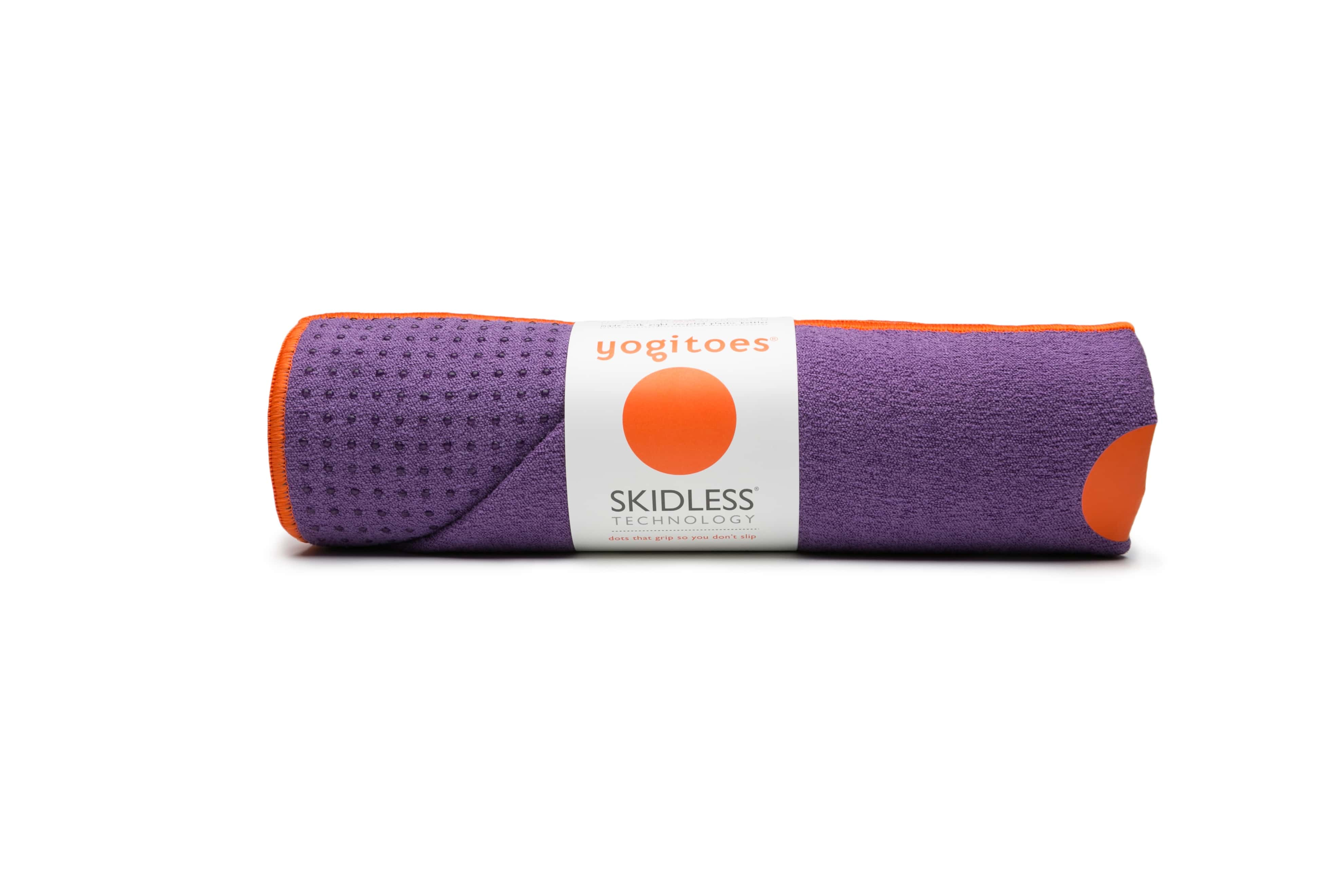 Discover new uk cheap sale Mat-Size Yogitoes SKIDLESS Yoga Towel