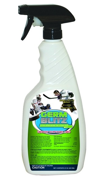 Germ Blitz Trigger Spray