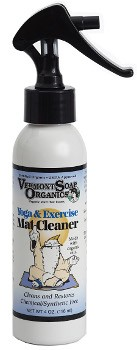 Organic Yoga and Exercise Mat Cleaner