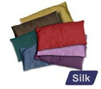 Small Silk Eye Pillow (Natural)
