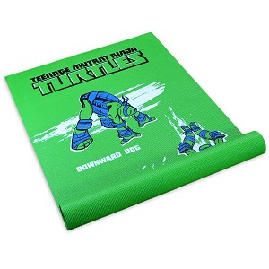 Teenage Mutant Ninja Turtles Yoga Mat - Modern Leonardo