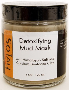 Solay Detox Face Mask - 4 oz
