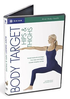Gaiam Body Target: Hips and Thighs DVD