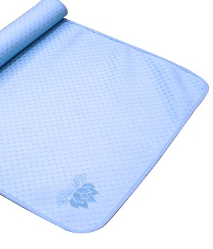 Yoga Direct Soft and Light Yoga Travel Mat