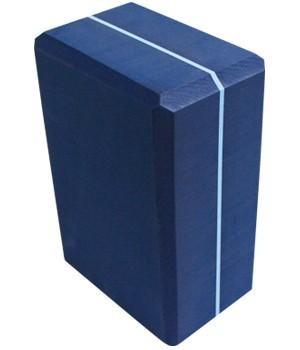 Striped Foam Yoga Block 4x6x9 Yoga Direct