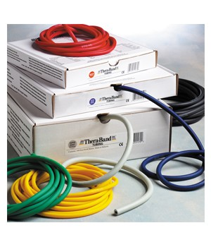 Thera Band 25Ft Dispenser Box Exercise Tubing