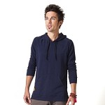 Beckons Organic Integrity Men's Meditation Hoodie