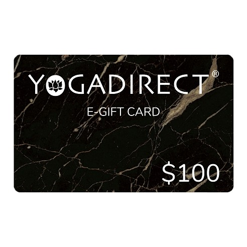 $100 E-Gift Card from YogaDirect.com