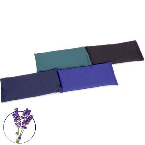 Small Cotton Eye Pillow (Lavender)