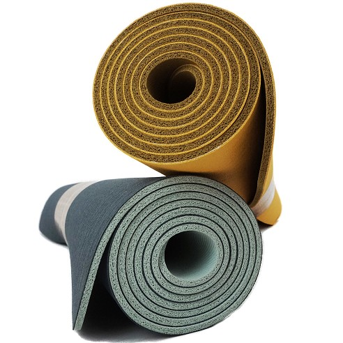 Yoga Direct Textured Natural Rubber Yoga Mat