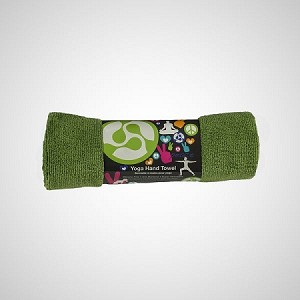 Yoga Hand Towel by Kulae